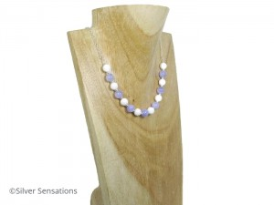 Lilac-white-chain-necklace