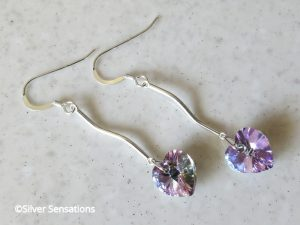 Unique-design-crystal-earrings